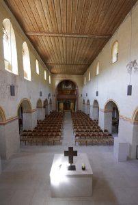 St. Cyriak, Kirchenraum
