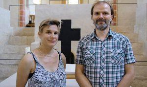 1. Vorsitzende: Antje Hepper, Musikpädagogin 2. Vorsitzender: Günter Breckle, Leiter des Posaunenchores