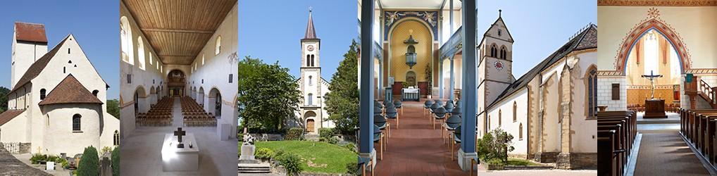 Evangelische Kirchengemeinden Sulzburg mit Ballrechten-Dottingen und Laufen mit St. Ilgen